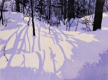 Winter Light by William Hays
